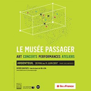 Le Musée Passager : prochains arrêts en Île-de-France