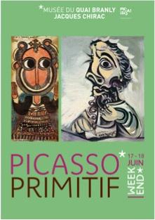 Week-end Picasso Primitif au musée du Quai Branly