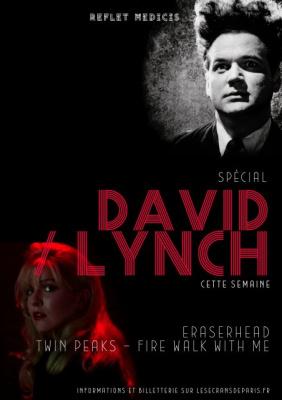 David Lynch tous les jours au Reflet Médicis