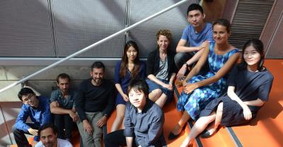 Les élèves de l'Ircam en concert gratuit au 104