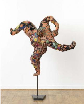 Niki de Saint Phalle, l'exposition à la galerie Georges-Philippe et Nathalie Vallois