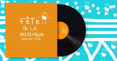 Fête de la Musique pour les enfants À la Folie