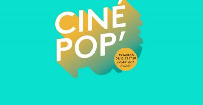 Soirées Ciné Pop' au 104