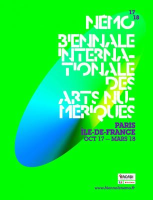 Némo, biennale des arts numériques 2017