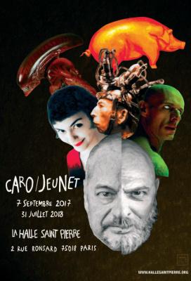 Caro / Jeunet, l'exposition à la Halle Saint-Pierre