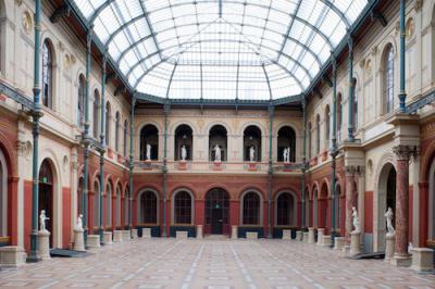 Per Kirkeby, l'exposition à l'École nationale supérieure des Beaux-Arts de Paris