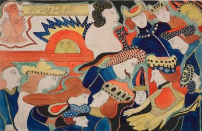 La Folie en tête : aux racines de l'art brut, l'exposition à la Maison de Victor Hugo
