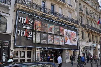 Cours d'histoire du cinéma au MK2 Odéon