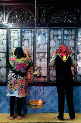 Lieux saints partagés, l'exposition au musée de l'Histoire de l'Immigration