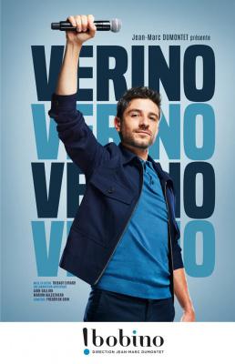 Verino s'installe à Bobino pour une date exceptionnelle