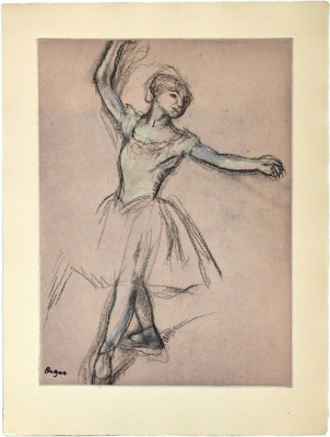 Degas Danse Dessin, l'exposition du musée d'Orsay