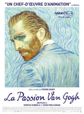 La Passion Van Gogh, magnifique dessin animé, bientôt au cinéma