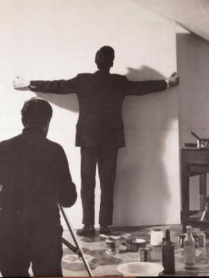 """Noé Soulier dans """"Performing Art"""" au Centre Pompidou"""