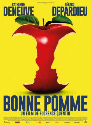Bonne pomme, le film avec Gérard Depardieu et Catherine Deneuve
