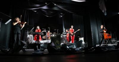 Week-end colombien au théâtre de l'Athénée