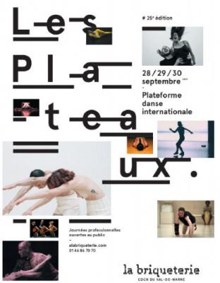Danse : Les Plateaux au Théâtre Jean-Vilar et à la Briqueterie (Vitry)