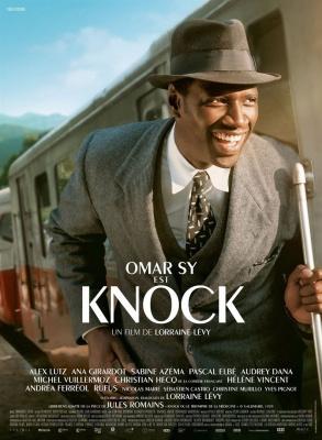 Knock, le nouveau film avec Omar Sy