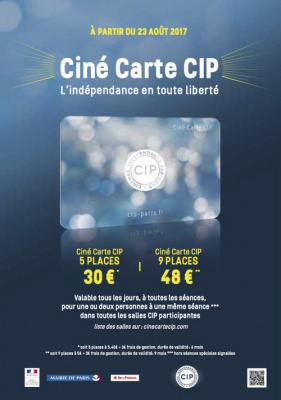 Ciné Carte CIP : les cinémas indépendants lancent leur carte d'abonnement
