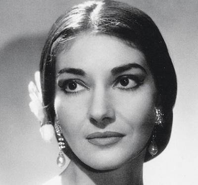Concert en hommage à Maria Callas au théâtre des Champs-Élysées