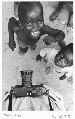 Léon Herschtritt, Afrique humaniste, l'expo à la galerie Bernard Dulon