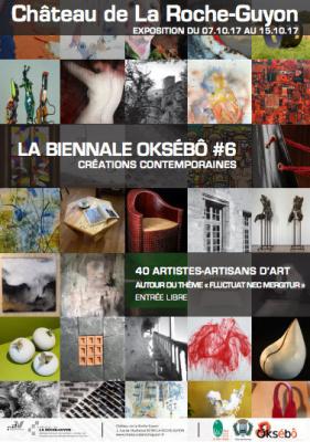 Biennale Oksébô à La Roche-Guyon (95)