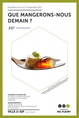 Que mangerons-nous demain ?, l'expo gratuite au château du Val Fleury