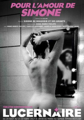 Pour l'amour de Simone au Lucernaire : notre critique