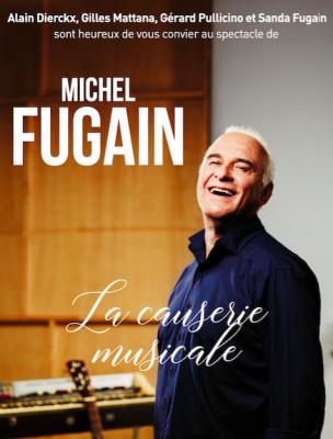 Michel Fugain dans Les Causeries musicales au théâtre de l'Atelier