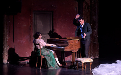 Traviata aux Bouffes du Nord : récit d'un spectacle saisissant