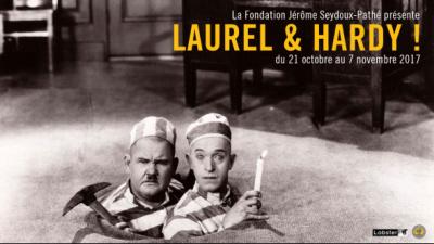 Laurel & Hardy en ciné-concert à la Fondation Jérôme Seydoux-Pathé
