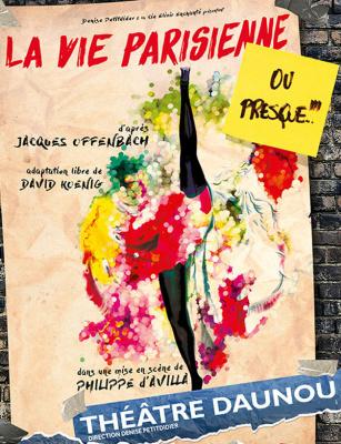 La Vie parisienne ou presque au théâtre Daunou : critique