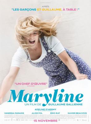 Maryline nouveau film de guillaume gallienne bient t au - Film les garcons et guillaume a table ...