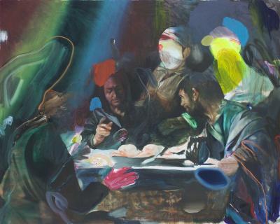 Pascal Vilcollet s'expose à la galerie Joseph