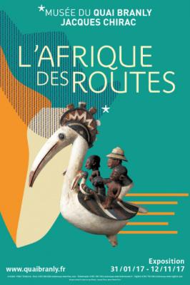 Week-end L'Afrique des routes au musée du Quai Branly
