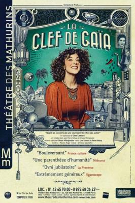La Clef de Gaïa au théâtre des Mathurins : notre critique