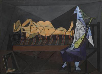 Picasso 1947, un don majeur au Musée national d'Art Moderne, l'exposition au musée Picasso