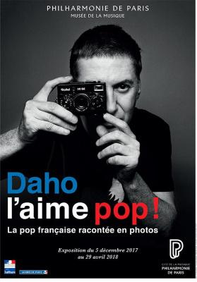 Daho l'aime pop !, l'exposition d'Étienne Daho à la Philharmonie