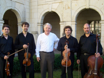 Quatuor Paul Klee en concert au Reid Hall
