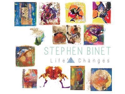 Concert jazz : Stephen Binet Quartet