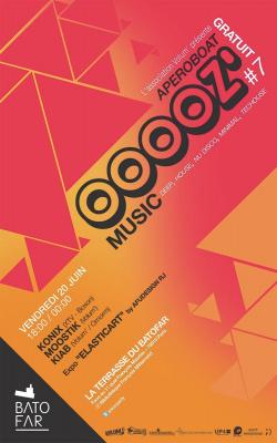 OOOOZ' music #7: Mixs, expo et soleil !