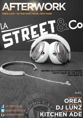 Afterwork La Street & Co #5