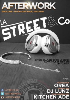 Afterwork La Street & Co #5