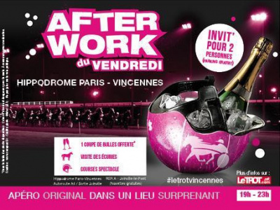 After Work: un apéro original dans un lieu surprenant!