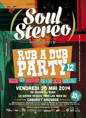 Soul Stereo - Rub a Dub Party #12