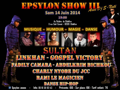 EPSYLON SHOW