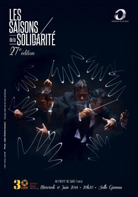 Le 27ème concert des Saisons de la Solidarité au profit de CARE France