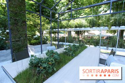 Jardins, jardin aux Tuileries 2014 : bureau fertile Gally