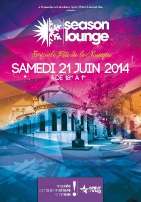Season Lounge @ Musée des arts et métiers
