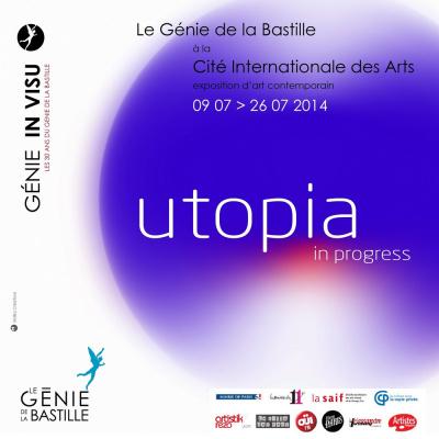 Le Génie de la Bastille à la Cité Internationale des Arts