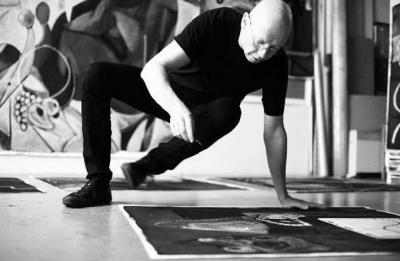 Le Musée Delacroix invite Vincent Copret pour une oeuvre in situ.